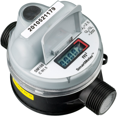 SM150-Elster-Smart-Water-Meter