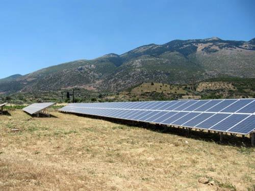 Photovoltaic Stations 400 kWp – Locations «Verva» and «Alonia» Distomo Viotia