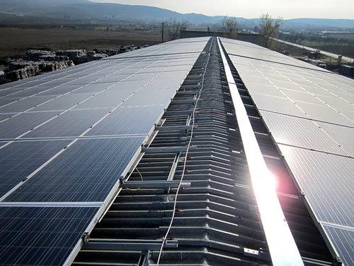 Φωτοβολταϊκός Σταθμός 170 kWp σε Βιομηχανική Στέγη – Άγιος Γεώργιος Βελεστίνο Μαγνησίας