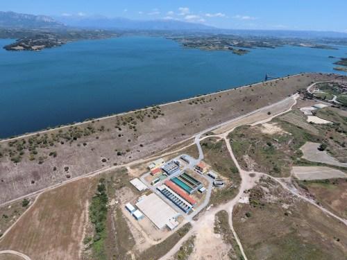 Λειτουργία Διυλιστηρίου Πόσιμου Νερού και Αντλιοστασίων (Ν.Ηλείας)