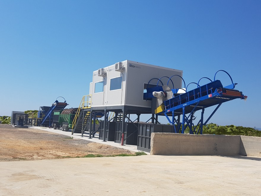 Διαχείριση Απορριμμάτων Δήμου Πύλου-Νέστορος