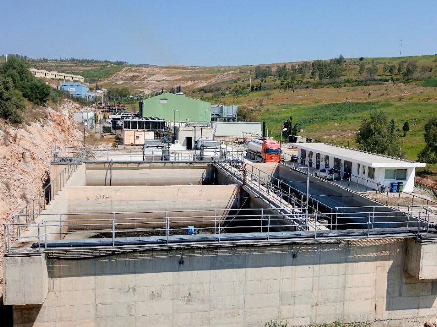 Υπηρεσίες Επέκτασης - Λειτουργία - Συντήρηση Μονάδας Επεξεργασίας Στραγγισμάτων του ΧΥΤΑ Α.Λιοσίων και του ΧΥΤΑ Α' Φάσης του 2ου Τμήματος του ΧΥΤΑ Δυτικής Αττικής