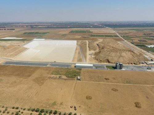 Κατασκευή Χώρου Υγειονομικής Ταφής στην περιοχή Sofa στην Παλαιστίνη