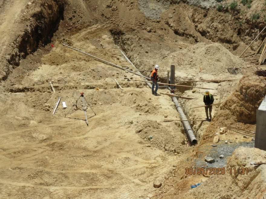 Μελέτη & Κατασκευή Μονάδας Επεξεργασίας Λυμάτων της πόλης Salfeet στην Παλαιστίνη
